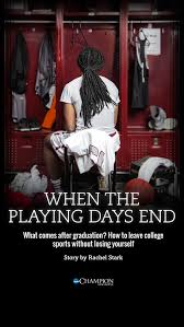 When The Playing Days End An Ncaa Champion Feature Ncaaorg