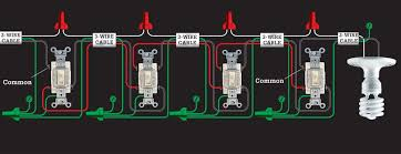 circuit maps the complete guide to wiring black decker cool four way switches multiple light fixtures
