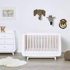 unusual nursery furniture. Snuzkot Luxe 2 Piece Nursery Furniture Set Whitewash   Snüz In Unusual U
