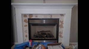 Image Ceramic Tile Youtube Issues Installing Tiles Around Fireplace Fireplace Drywall Youtube