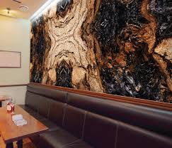 magma gold wall