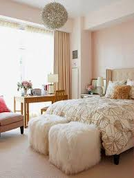 Champagne / Rose Gold Bedroom for Girls / Women
