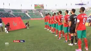 maroc vs rwanda 0-0 - YouTube
