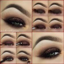 dark brown look insram makeupbymia