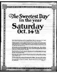Sweetest Day poems, quotes, greeting cards celebrate a day of ...