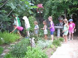 texas fairy gardening