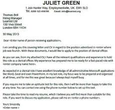 Cover Letter for a Clerical Officer - Job Seekers Forums | resume ...
