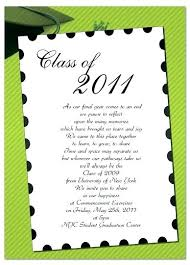 Formal College Graduation Announcements Graduation Announcement Template Word