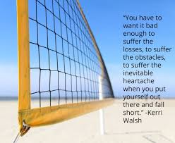 Volleyball Quotes Inspiration Top 48 Brilliant Volleyball Quotes To HACK Your Motivation