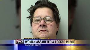 wisconsin man accused of locking woman in wooden box