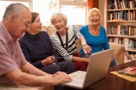 Image result for What Do Seniors Do Online?