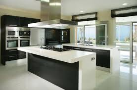 modern white and black kitchen fresh on luxury with furniture design also contemporary exhaust hood idea plus large sliding 4 modern white and black kitchen a60 kitchen