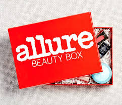 subscription bo and free subscription bo allure beauty box