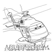 Planes 2 Fire Rescue Kleurplaten Kleurplatenpaginanl