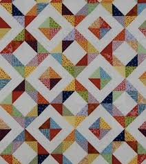 A Beautiful Collection of Half Square Triangle Quilt Patterns & Photo ... Adamdwight.com