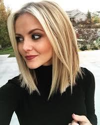 10 Stylish Sweet Lob Haircut Ideas Shoulder Length Hairstyles 2019