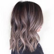 16 Dark Brown Hair With Ash