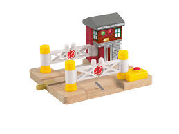 Fisher Price Wooden Railroad Maron Lights Sounds Signal Shed Fisher Price Thomas Friends Wooden Railway Deluxe Railroad Crossing Signal Battery Operated