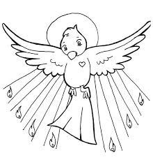 Small Picture Inspirational Holy Spirit Coloring Page 25 For Coloring Pages for