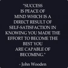 John Wooden Leadership Quotes Awesome Quote Of The Day John Wooden Words Pinterest Inspirational