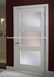 nice single panel glass interior door magnificent 3 panel shaker interior door and 3 panel solid