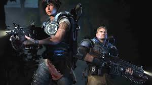 Video Gears Gears Of War 4 Gameplay Trailer Youtube