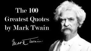 The 30 Best Classic Mark Twain Quotes Sayingimagescom