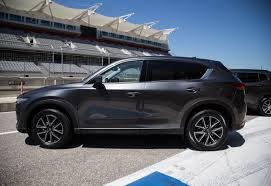 Track Drive: 2017 Mazda CX-5