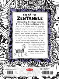 Zentangle Pattern Ideas Enchanting The Art Of Zentangle 48 Inspiring Drawings Designs Ideas For The