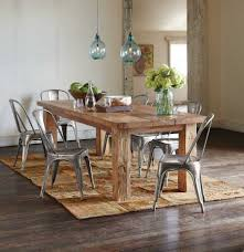 Table  Rustic Dining Room Tables Beach Style Medium Rustic Dining - Dining room tables rustic style