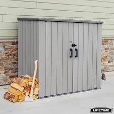 outdoor storage boxes costco uk