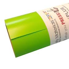 Thermoflex Plus Apple Green 15 X 3 Iron On Heat Transfer Vinyl