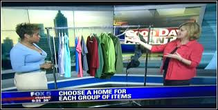i started the new year off with a tv appearance on fox 5 s good day atlanta on january 14 2016 talking about getting control of your closet