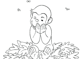 Curious George Coloring Book In Bulk Curious Coloring Curious Free