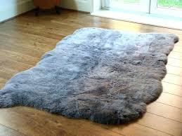 sheepskin rug costco grey sheepskin rug rugs are the rolls of sheepskins soft supple hides give sheepskin rug costco