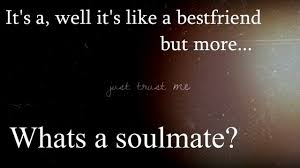 Free Audio Whats A Soulmate Quote