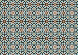 Mosaic Pattern Interesting Moroccan Mosaic Pattern Bacground Download Free Vector Art Stock