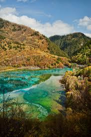 1 jiuzhaigou valley national park wu hua hai jpg