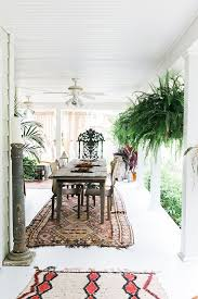 indoor outdoor dining table. step inside the free-spirited home of jennifer from fleamarketfab. indoor outdoor livingoutdoor dinning tableoutdoor living spacesdining dining table
