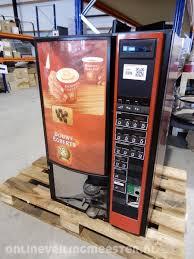 Douwe Egberts Vending Machine Beauteous Coffee Machine Douwe Egberts Onlineauctionmaster