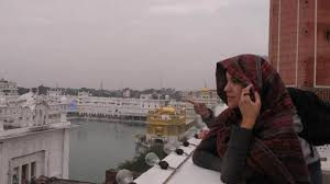 ing the golden temple in amritsar a personal experience  manuela at the golden temple amritsar