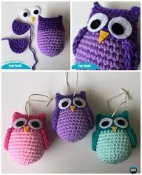 Amigurumi Crochet Patterns Beauteous Amigurumi Crochet Owl Free Patterns Instructions