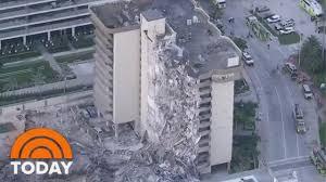 Building Collapses Near Miami Beach ...