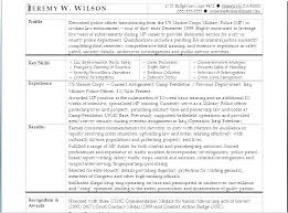 Military To Civilian Resume New Military To Civilian Resume Sample Together With Resume Builder Army