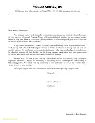 Cover Letter For School Nurse Entry Level Nurse Resume Sample