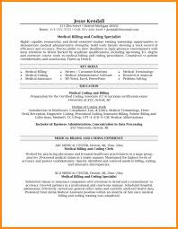 Cover Letter Examples For Medical Insurance Billing And Coding