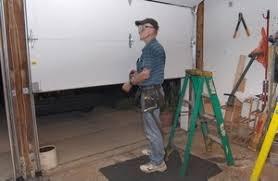 garage door won t close all the waySingle EzSet Torsion Spring Replacement