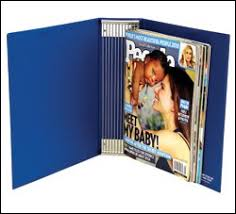 Binder Magazine Holders Amazon Multiple Copy Magazine BindersBlue10000001000010000H x 100001000010000W 17