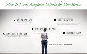 Agile User Story Acceptance Criteria Template User Stories Acceptance Definition And Criteria In Agile