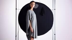 A <b>Fashion</b> Line Shaped By Basic <b>Geometry</b>